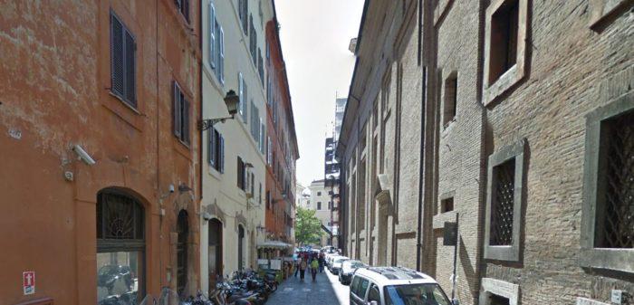 Spațiu partajat în Roma