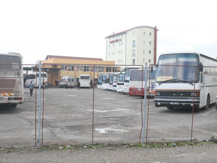 Între autogări. Sursă imagine: Ziua de Cluj