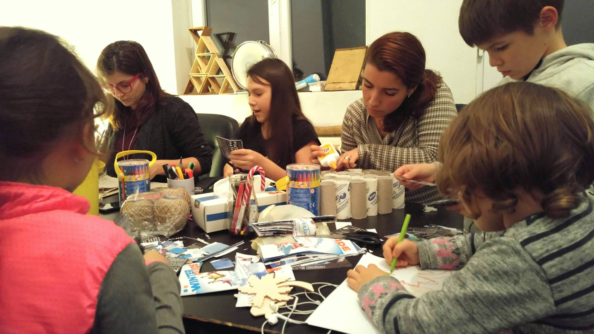 Ateliere de făcut NEBRAZI la H33