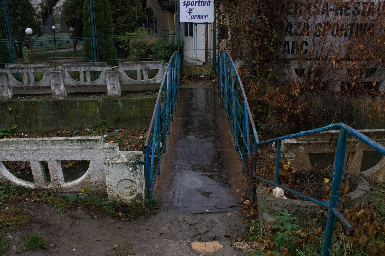 48 dintre respondenți își doresc reabilitarea pasarelei ce traversează Canalul Morii.